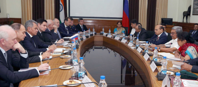 India-Russia Intergovernmental Commission on Military-Technical Cooperation (IRIGC-MTC)