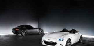 Mazda MX-5 Miata RF Kuro and MX-5 Speedster