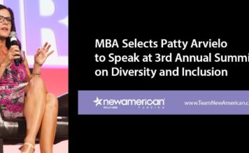 MBA Selects Patty Arvielo to Speak at 3rd Annual Summit on Diversity and Inclusion.