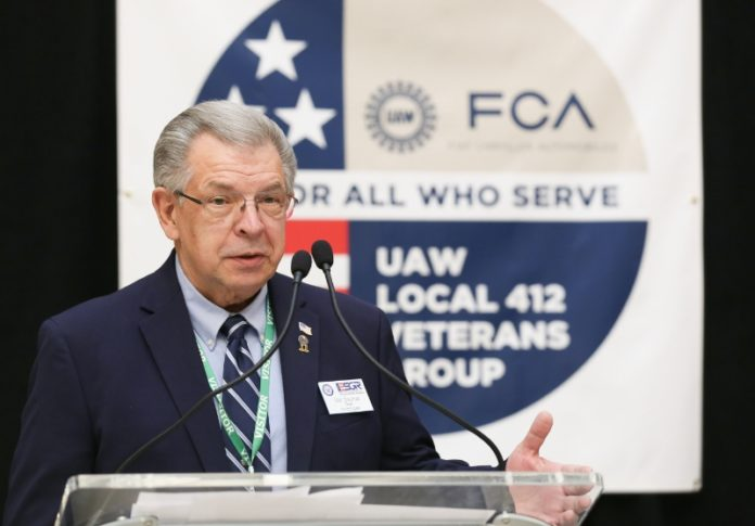 Mel Bauman, Chair Michigan Employer Support of the Guard and Reserve, ESGR.