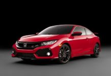 Unveiling of Sporty Honda Civic Si Prototype