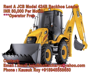 JCB On Rent