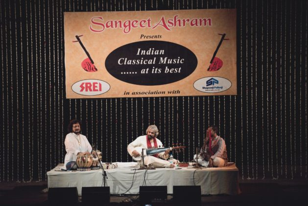 A Classical Evening by 'Sangeet Ashram'