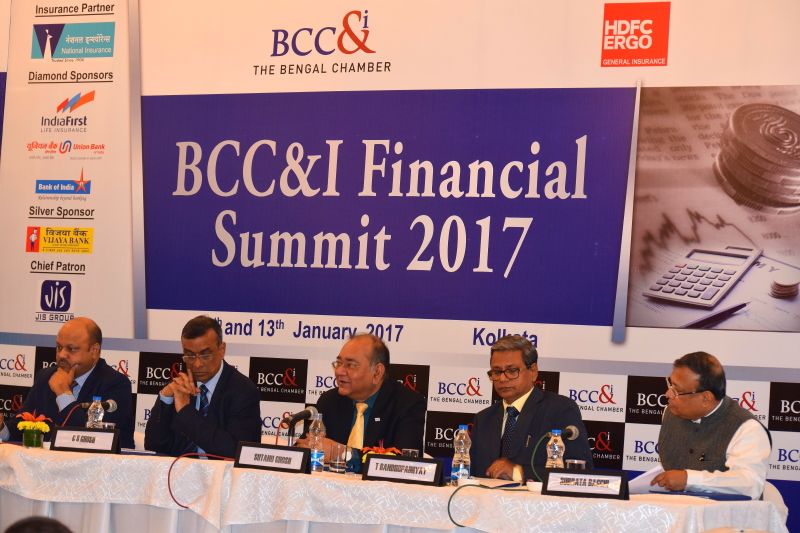 i) Mr. Asim Ranjan Parashar -Executive Director - Management Consulting, PwC. ii) Mr. C S Ghosh -President Designate , The Bengal Chamber of Commerce and Industry and MD & CEO, Bandhan Bank Ltd. iii) Mr. Sutanu Ghosh - President , The Bengal Chamber of Commerce and Industry iv) Mr. Tamal Bandopadhyay - Advisor, Bandhan Bank. v) Mr. Subrata Bagchi -Managing Director, Protiviti India Member Private Ltd.