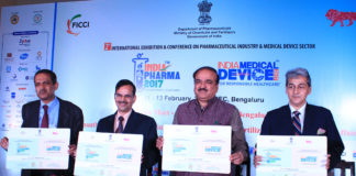India Pharma 2017 - India Medical Device 2017