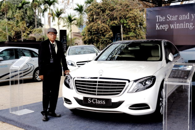 Mercedes - Benz Customer Engagement Initiative ,Luxe Drive 2017