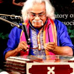 Pandit Tarun Bhattacharya with Santoor