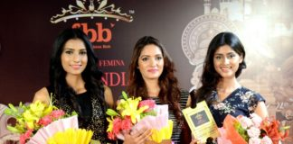 Golden Ticket winner from West Bengal of Fbb Colors FEMINA MISS INDIA held held at Big Bazar(Salt Lake), Kolkata_1