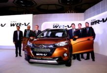 Honda WR-V - Launch at Kolkata 5
