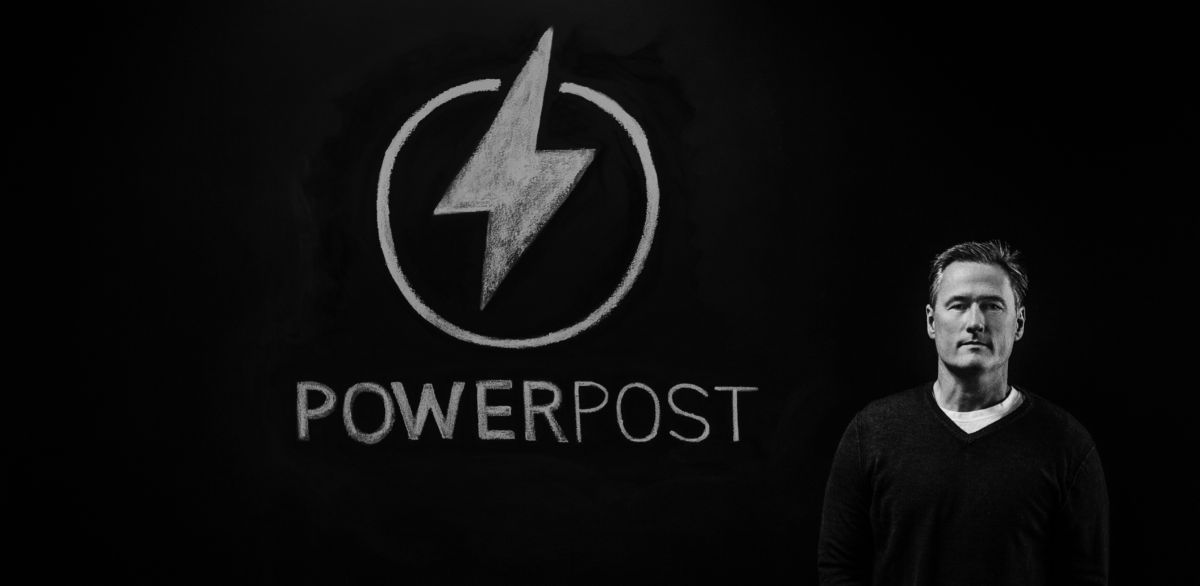 PowerPost founder and CEO Dan Curran
