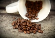 Brown Coffee Beans Beans Coffee Cup Roasted Aroma