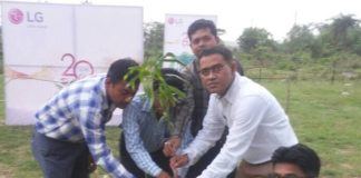 LG's green endeavour on its 20th Anniversary - Let's see Green Every Where