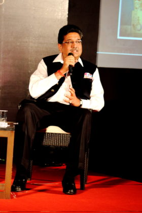 Mr.Harsha Neotia at Book Launch of Boria Majumder