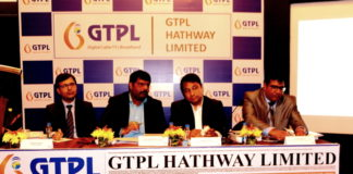 GTPL Hathway Limited IPO - Kolkata Press Meet
