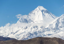 ITBP's Mount Dhaulagiri-1 Expedition