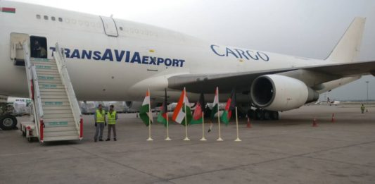 Kabul India Air Freight Service