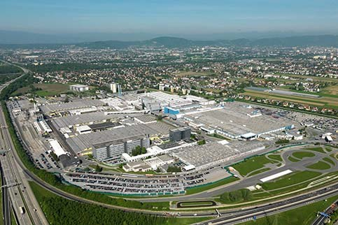 Magna to produce BMW 5-series plug-in hybrid at Graz in Austria