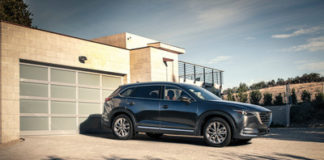 Mazda Canada Inc--2017 Mazda CX-9 Earns IIHS Top Safety Pick- Ra