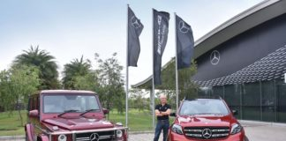 Mercedes-AMG G 63 'Edition 463' and Mercedes-AMG GLS 63