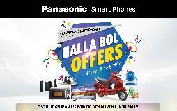 Panasonic - Halla Bol Offer