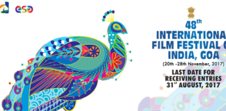 International Film Festival of India 2017