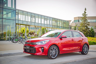 KIA Canada Inc--Kia Canada announces pricing for all-new 2018 Ki