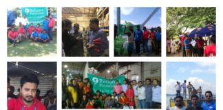 Reliance Foundation at Assam Flood Relief