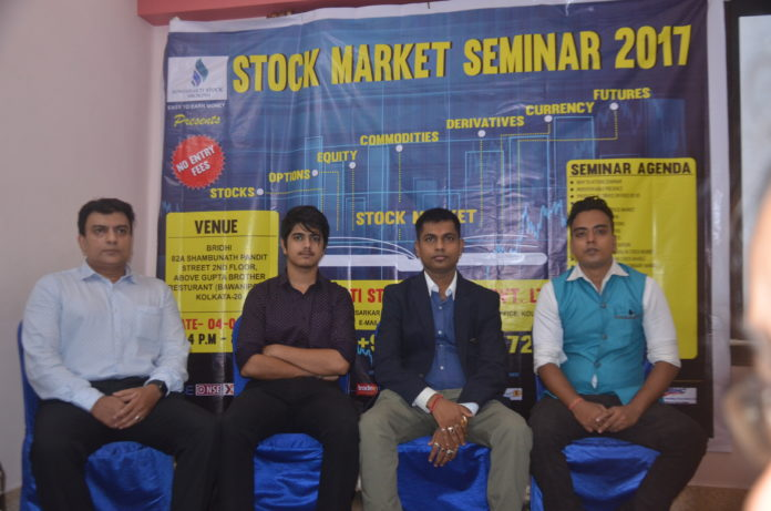SEMINAR ON STOCK MARKET BY Suvoshakti Stock