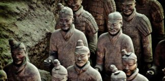 Terracotta Warriors of the First Emperor