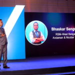 Bhaskar Sengupta RSM VIVO WB and AN - VIVO V7 & V7+ Launch at Kolkata