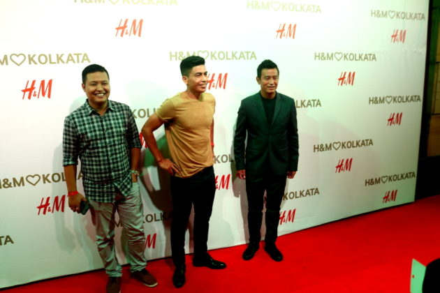 H&M Kolkata - Red Carpet Party
