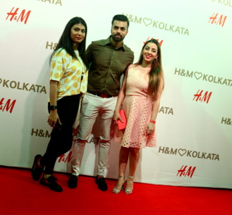 H&M Kolkata - Red Carpet Party Pic 12