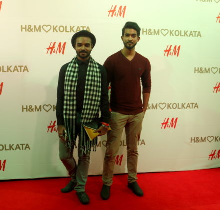 H&M Kolkata - Red Carpet Party Pic 3