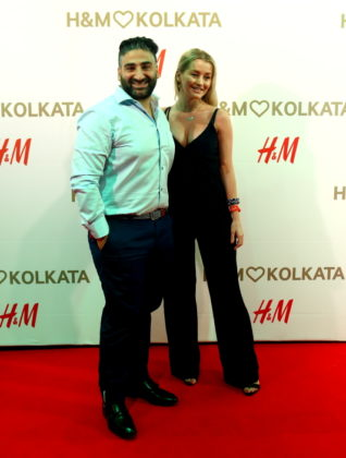 H&M Kolkata - Red Carpet Party Pic 5