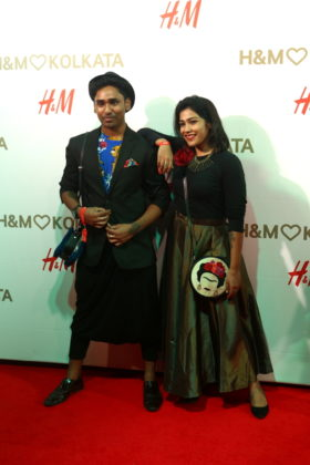H&M Kolkata - Red Carpet Party Pic 8