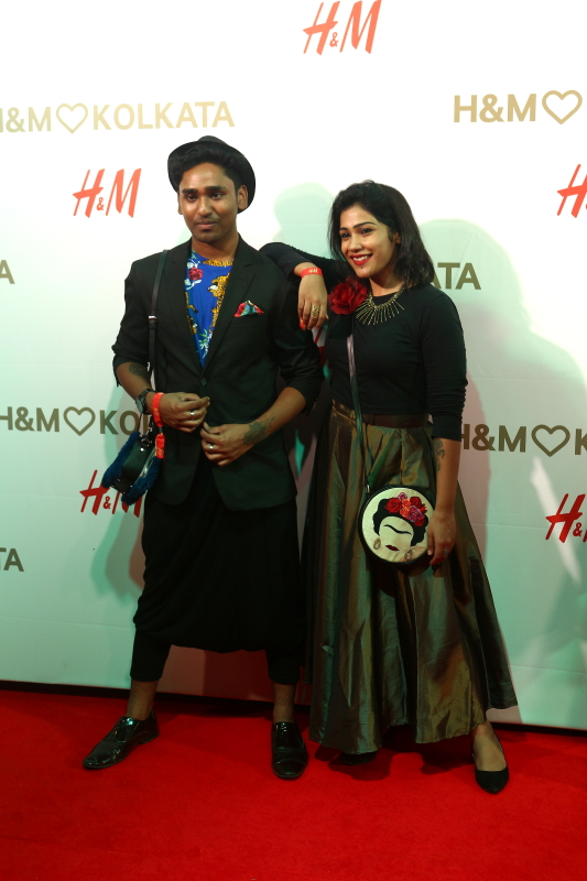 H&M Kolkata - Red Carpet Party Pic 2