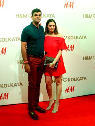 H&M Kolkata - Red Carpet Party Pic 9
