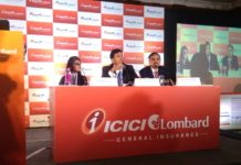 ICICI Lombard IPO Press Meet