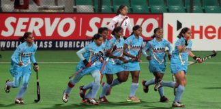 Indian Senior Women Hockey Team