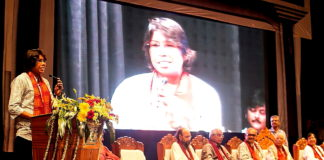 Jhulan Goswami - Honorary D Lit from Kalyani University