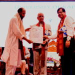 Joy Goswami - Honorary D Lit from Kalyani University