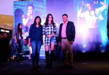Kriti Sanon At Kolkata Press Meet for Ms Taken Pic 2