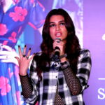 Kriti Sanon At Kolkata Press Meet for Ms Taken Pic 4