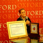 My Journey with Jillian Haslam - The Book Launch at Oxford Book Store Pic 2