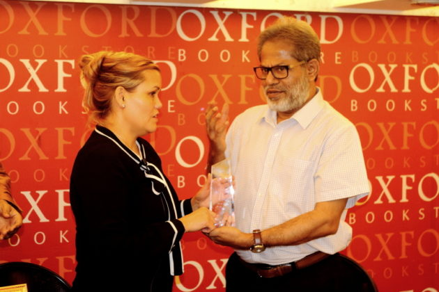 My Journey with Jillian Haslam - The Book Launch at Oxford Book Store Pic 5