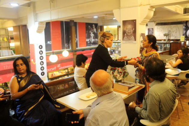 My Journey with Jillian Haslam - The Book Launch at Oxford Book Store Pic 7