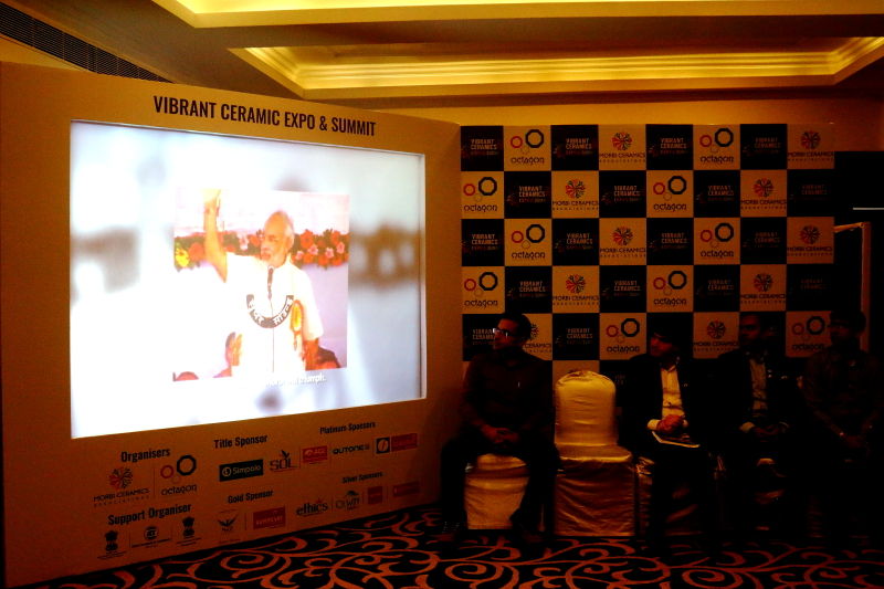 Vibrant Ceramics 2017 - Kolkata Press Meet