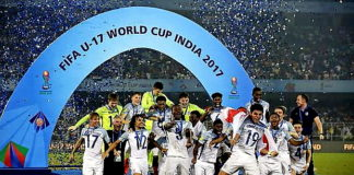 FIFA U17 World Cup 2017 - Kolkata,India