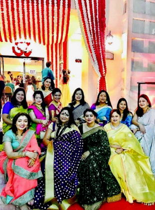 Houston Durga Bari Society,TX,USA - Durga Puja 2017 Pic 4