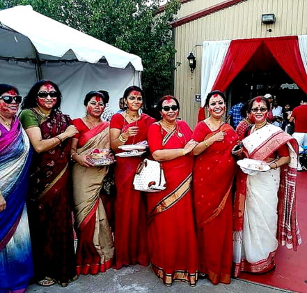 Houston Durga Bari Society,TX,USA - Durga Puja 2017 Pic 7
